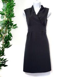 Athleta Sleeveless Dahlia Dress Black